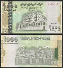 YEMEN ARAB REPUBLIC - 1000 Rials 2006 Pick 33 UNC