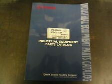 Toyota 8fgcsu20 8fgcu15 18 Forklift Parts Catalog Manual G850 1