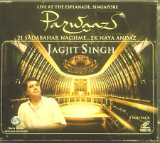 2xvideo-cd Jagjit Singh - parwaaz, Live At The Esplanade, Singapour