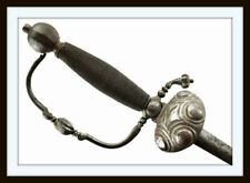 Antique German French Italian Or Spanish Rapier Sword ~ Pre American Revolution