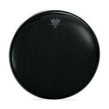 """Remo 14"""" Black Max Kevlar Batter Crimplock Drumhead"""