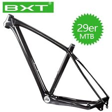 New Bicycle Frames 29er Full Carbon Mountain Cycling Farmes Disc MTB Bike Frame