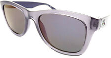 LACOSTE Sunglasses Crystal Grey with Black Arms/ Blue Mirror Lenses L789 035