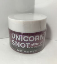 FCTRY Unicorn Snot Purple Glitter Gel for Face, Body and Hair Cosplay
