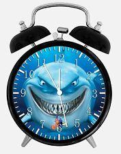 "Finding Dory Nemo Alarm Desk Clock 3.75"" Home or Office Decor W265 Nice For Gift"