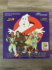 The Real Ghostbusters Spectral Ghostbusters 6 Figures 2019 Sdcc exclusive