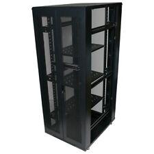 "42ru 42u 19"" 19 Inch 1000mm Deep X 800mm Wide Standing Server Rack Cabinet"