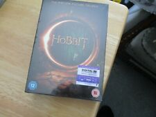 Hobbit the motion picture trilogy  dvd