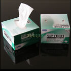 280pcs/Box Fiber Cleaning Paper Fiber kimwipes Fiber End Face Cleaning Wipes