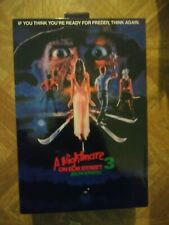 Neca A NIGHTMARE ON ELM ST 3 FREDDY DREAM WARRIORS Figure Rare
