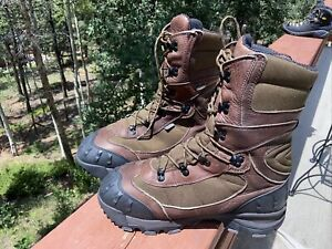 RED WING Irish Setter 2000 Gram Scent Ban Odor Inhibitor Boots Mens Size 11.5 EE