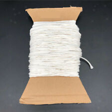 Candle Wicks Braided Cotton Wick Line String for DIY Candle Making, 10m/20m/30m