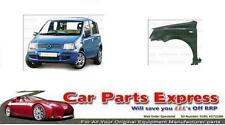FIAT PANDA 2004 -2011 FRONT WING PAINTED ANY COLOUR LEFT SIDE N/S