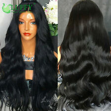5*4.5 Silk Top Full Lace Wig 100%25 Brazilian Human Hair Body Wave Lace Front Wigs