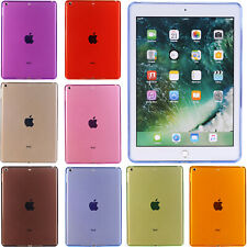 "Rubber Silicone TPU Protect Case For iPad 2 3 4/Mini 5/Air/9.7 2017/ Pro11"" 2020"