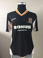 Hull City Away Football Shirt Jersey 2005/06 (L)