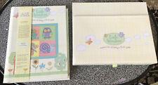 Little Wonders Baby's First Year Memory Journal Photo Book & Keepsake Box