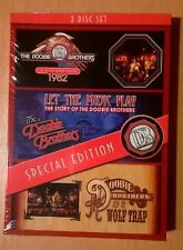 DOOBIE BROTHERS Special Edition (DVD box set sealed) Live at the Creek Wolf Trap