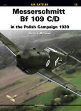 Air Battles 13 - Messerschmitt Bf-109 C/D in the Polish Campaign 1939., New, Mur
