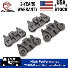 4 piezas W10195416V Actualizado lavavajillas inferior Platos Wheels W10195416 W10105417