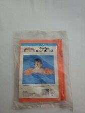 Vintage Splash Club Swim Arm Band Kmart New sealed pool vinyl repair patch float