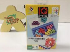 Smart Games Multi-Level Logic Game: IQ Steps New (Sealed)