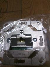 Gira 245100 network socket 1 part cat.6 A IE EE 802.3an insert