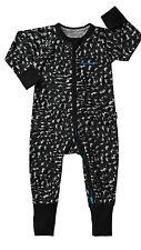GIFT IDEA -NEW BONDS Boys Zippy Zippie Sketch Leopard Wondersuit - size 3
