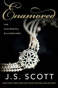 Enamored (The Accidental Billionaires) New Paperback Book