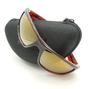 Wiley X Kobe Hickory Polar Venice Gold Mirror Sunglasses Authentic New ACKOB04