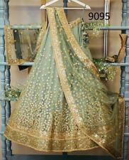 Traditional Designer Lehenga Choli Bollywood Lehnga Wedding Wear Lengha New RTC