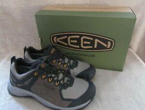 KEEN Explore Waterproof Canteen Brindle Mesh Hiking Shoes US 10.5 M EUR 44 NWB