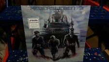 Hedersleben The  Fall of Chronopolis LP (UK Subs BrainTicket Nik Turner) Psych