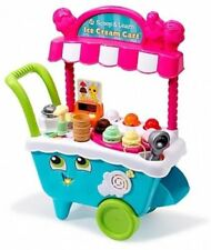 NEW Leap Frog Scoop & Learn Ice Cream Cart