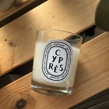 Used Once, Diptyque Cypres Candle 70g