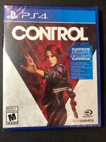 Control (PS4) NEW