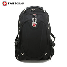 """Authentic SwissGear Versatile 15.6"""" Laptop Backpack shell Protective Schoolbag"""