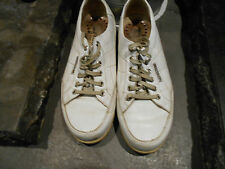 chaussures Mephisto  BLANCHES T 40 1/2 7 US A 25 € ACHAT IMM FP RED MOND RELAY