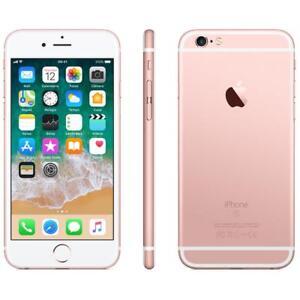 Apple iPhone 6s 16GB 32GB 64GB 128GB ROSE GOLD Unlocked AT&T T-Mobile Verizon RF