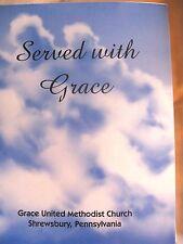 Grace United Methodist Church Cookbook Shrewsbury, Pennsylvania