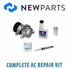 Jeep Wrangler TJ 2000-2005 4.0L AC A/C Repair Kit with Compressor & Clutch NEW