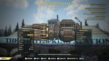 Fallout 76 Gatling Plasma TS 25+ Two Shoot Weapon Doppelschuss Waffe PS4