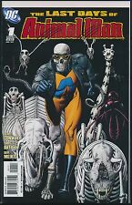 The Last Days of Animal Man #1 (Jul 2009, DC) 1st Print Conway Batista Meikis NM