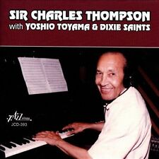 Thompson, Sir Charles-With Yoshio Toyama & Dixie Saints CD NEW