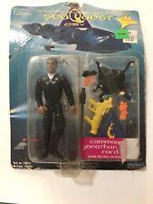 1993 Playmates Seaquest Dsv Action Figure - Commander Jonathan Devin Ford