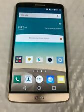 LG G3 D850 - 32GB - GOLD (AT&T GSM Unlocked) tested, 30 days warranty
