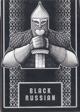 Playing cards Black Russian, PIATNIK