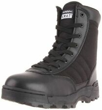 Leather Medium (D, M) Military EUR 45 Euro Boots for Men