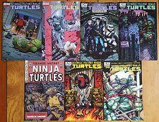 TMNT Ongoing 44 45 46 47 48 49 50 Eastman Variants Regular EC Comics SUB CVR NM+