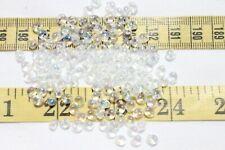 4mm Magatama Drop Miyuki Crystal AB Beads Crafts Jewelry Making/1/2oz/#250